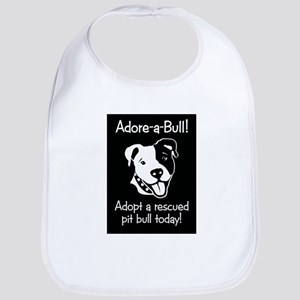 Adore-A-Bull 2! Bib