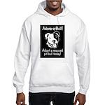Adore-A-Bull 2! Hooded Sweatshirt