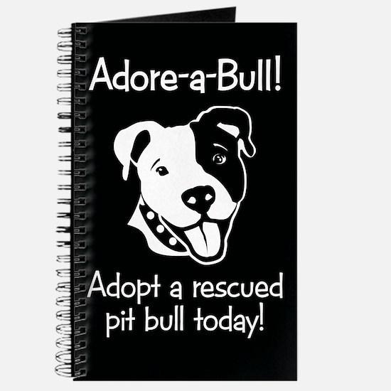 Adore-A-Bull 2! Journal