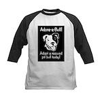 Adore-A-Bull 2! Kids Baseball Jersey