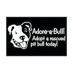 Adore-A-Bull 2! Mini Poster Print