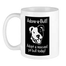 Adore-A-Bull 2! Mug