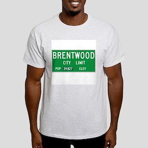 Brentwood City Limits Light T-Shirt