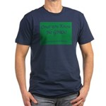 Once you Know Men's Fitted T-Shirt (dark)