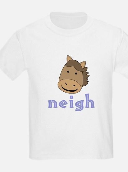 Animal Noises - Horse Neigh T-Shirt