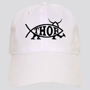 Thor Fish with Hammer Cap