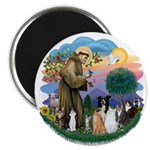 "StFrancis2 / 2.25"" Magnet (10 pack)"