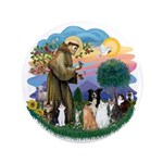 "StFrancis2 / 3.5"" Button (100 pack)"