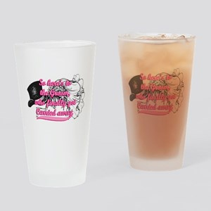 SATC Carrie Big Toast Drinking Glass