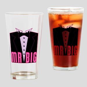 Mr Big Tuxedo Tux Drinking Glass