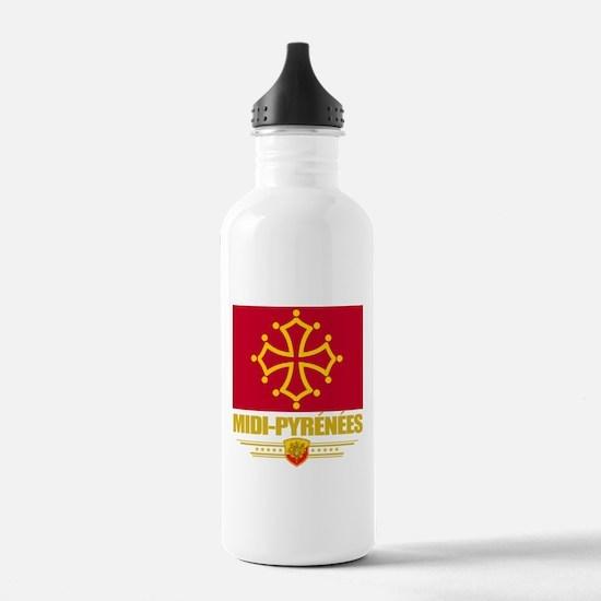 Midi-Pyrenees Water Bottle