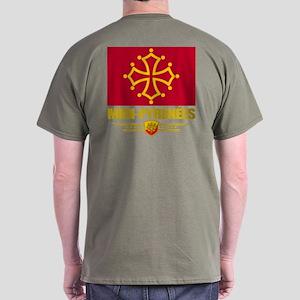 Midi-Pyrenees Dark T-Shirt