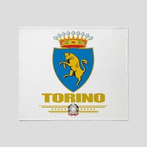 Torino/Turin Throw Blanket