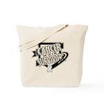 Lung Cancer Survivor Tote Bag