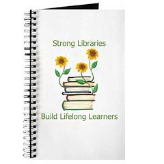 Sunflowers & Books 4 Libraries Journal