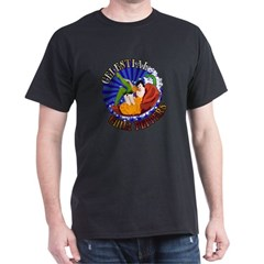 Celestial Chili Peppers T-Shirt