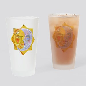 24 HOURS Drinking Glass