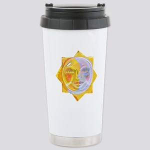 24 HOURS Stainless Steel Travel Mug