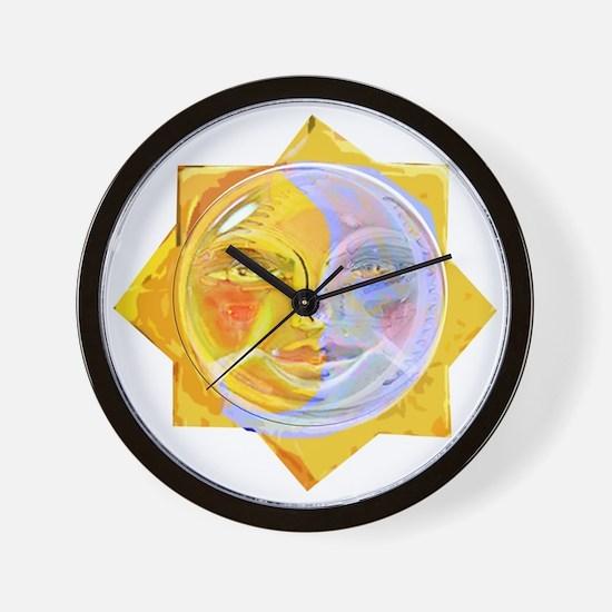 24 HOURS Wall Clock