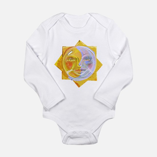24 HOURS Long Sleeve Infant Bodysuit