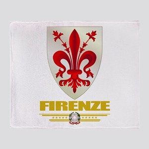 Firenze/Florence Throw Blanket