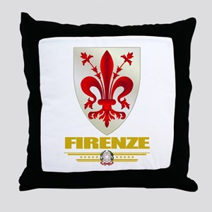 Firenze/Florence Throw Pillow