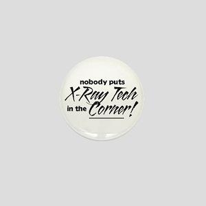 X-Ray Nobody Corner Mini Button