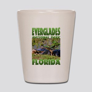 Everglades National Park Shot Glass