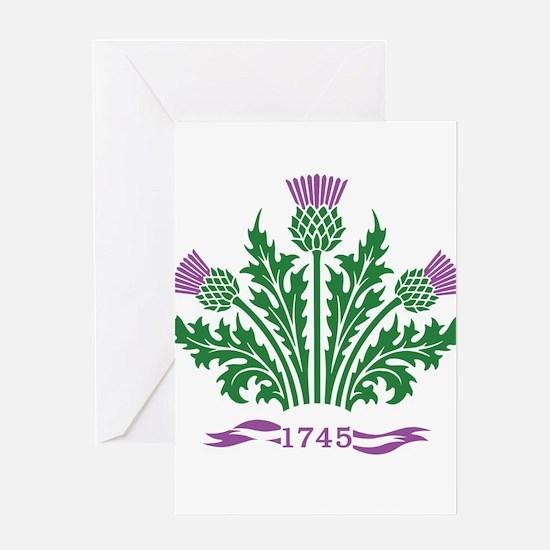 Unique Scottish Greeting Card