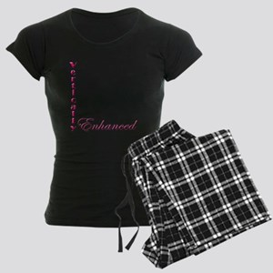 Vertically Enhanced (no pic) Women's Dark Pajamas