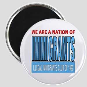 Immigrants club Magnet