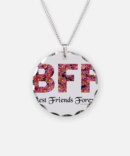 Cute Forever friend Necklace