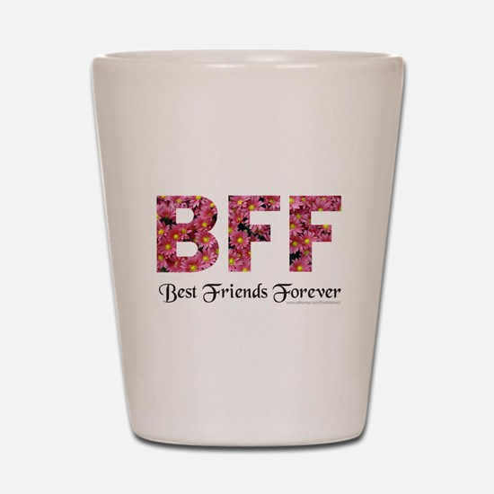 Unique Bff Shot Glass