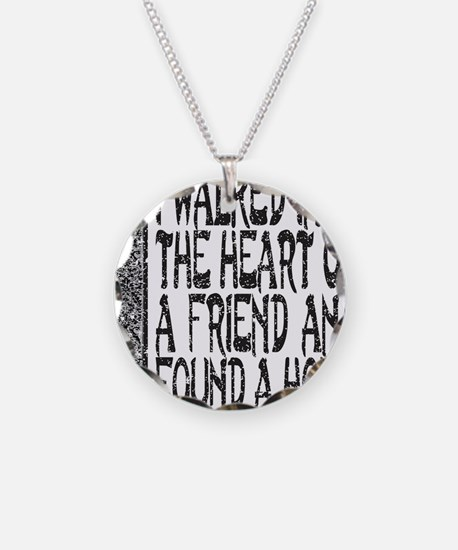 HEART OF A FRIEND Necklace