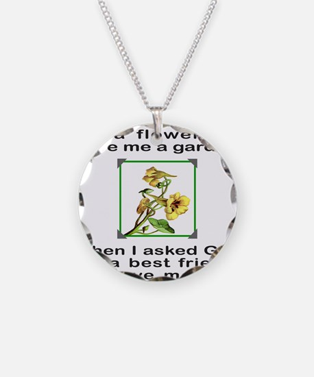 BFF GOD GAVE ME YOU Necklace