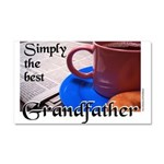 GRANDFATHER Car Magnet 20 x 12