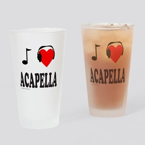 ACAPPELLA Drinking Glass