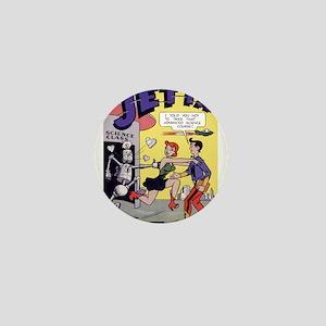 $2.99 Jetta of the 21st Century Mini Button