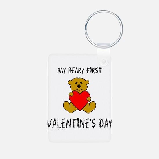 Unique First valentines day Keychains