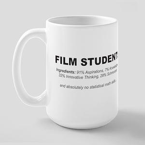 Film Student 3 Large Mug