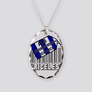ADD/ADHD CAUSE Necklace Oval Charm