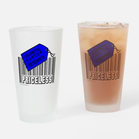 COLORECTAL CANCER CAUSE Drinking Glass