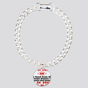Donate Life Charms Cafepress