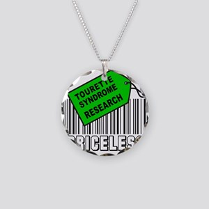 TOURETTE SYNDROME CAUSE Necklace Circle Charm