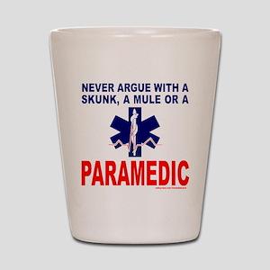 PARAMEDIC/EMT Shot Glass