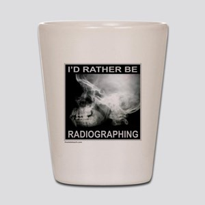 RADIOGRAPHING Shot Glass