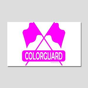 COLORGUARD Car Magnet 20 x 12