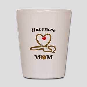 HAVANESE Shot Glass