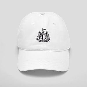 Newscastle United FC Crest Black Baseball Cap