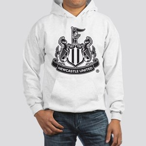 Newscastle United FC Crest Black Sweatshirt